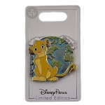 Disney Earth Day Pin - 2019 Lion King - Simba
