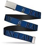 Designer Web Belt - Ravenclaw Crest - Harry Potter
