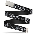Designer Web Belt - Harry Potter - Good vs Evil