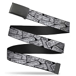 Designer Web Belt - Hogwarts Potion Labels - Harry Potter