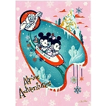 Disney Postcard - John Coulter - Alpine Adventures