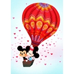 Disney Postcard - Nidhi Chanani - Our Limitless Love