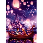 Disney Postcard - Bill Robinson - Lantern Love Song