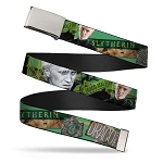 Designer Web Belt - Draco Malfoy Movie Scenes - Full Color