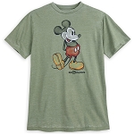 Disney Shirt - Mickey Mouse Classic - Walt Disney World - Green