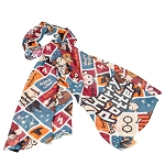Universal Scarf - Harry Potter Cuties Characters