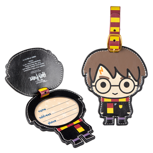 Universal Luggage Tag - Harry Potter Cuties - Harry