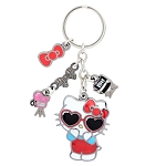 Universal Keychain - Hello Kitty Movie Set Charms