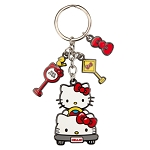 Universal Keychain - Hello Kitty Driving Charms