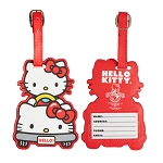 Universal Bag Tag - Hello Kitty Driving