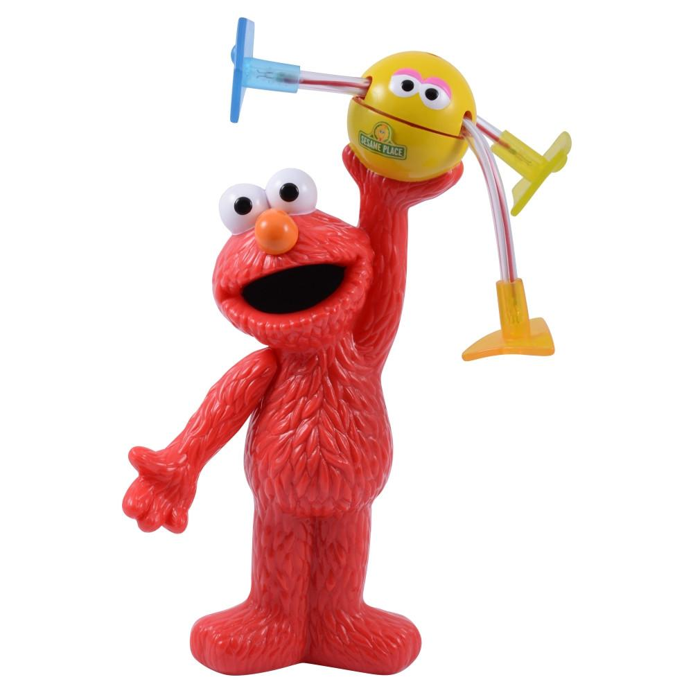 SeaWorld Light Spinner Toy - Sesame Street Elmo