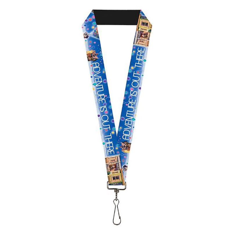 Disney Designer Lanyard - Adventure is Out There - UP House w/ Balloons