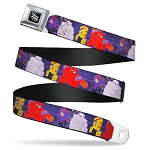 Disney Designer Seatbelt Belt - Disney Crossy Road - Big Hero 6