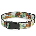 Disney Designer Breakaway Pet Collar - Lady