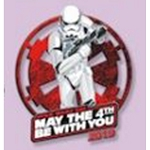 Disney Star Wars Pin - May The Fourth Be With You - 2019