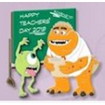 Disney Teacher's Day Pin - 2019 Teachers Day Monsters Inc