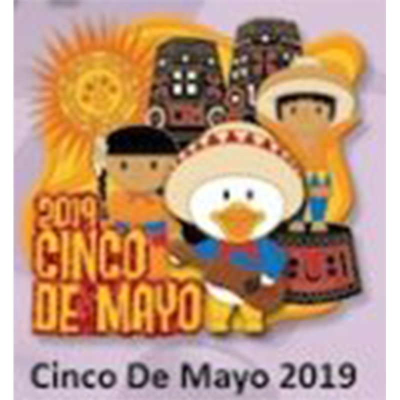 836ff485e4e7 Add to My Lists. Disney Pin - 2019 Cinco De Mayo