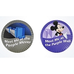 Disney Button Set - Meet Me