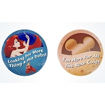 Disney Button Set - Girl Squad