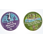 Disney Button Set - Magic Kingdom Attractions