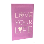 Disney Canvas Magnet - Love Life
