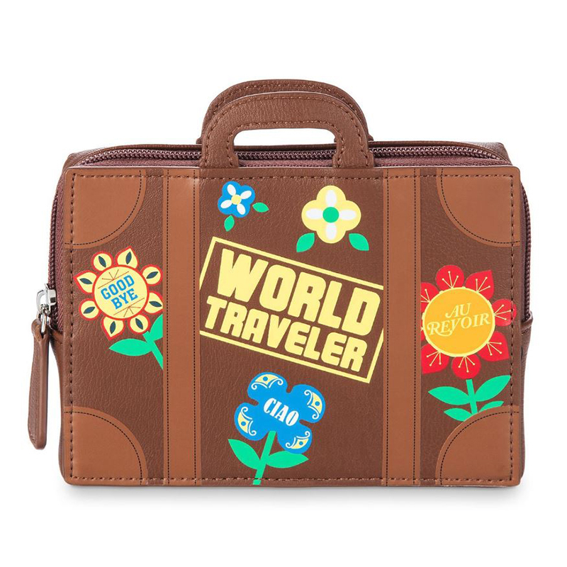Disney Case - It's A Small World Mini Luggage