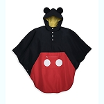 Disney Adult Rain Poncho - Mickey Mouse
