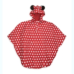 Disney Adult Rain Poncho - Minnie Mouse