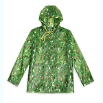 Disney Adult Rain Jacket - Tiki Birds