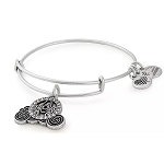 Disney Alex and Ani Bracelet - Cinderella's Carriage - Silver