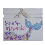 SeaWorld Lanyard Pouch - Secretly a Mermaid