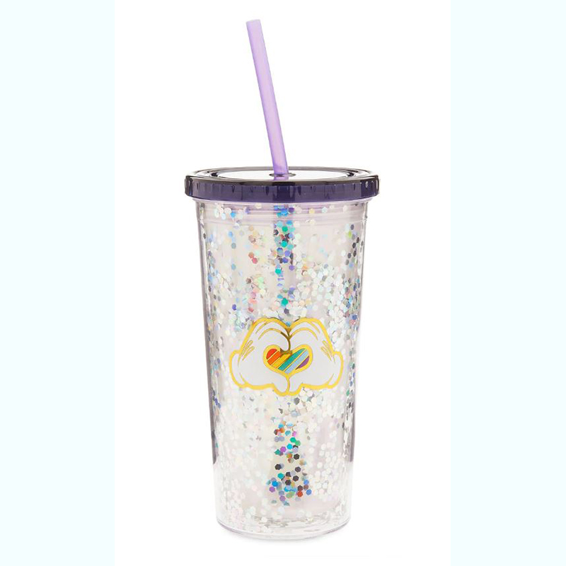 Disney Travel Tumbler - Mickey Mouse Rainbow Collection
