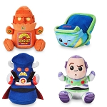 Disney Plush - Wishables Mystery Blind Bag - Buzz Lightyear Attraction Series