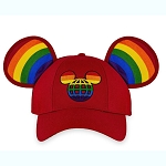 Disney Mickey Mouse Ears Baseball Cap - Rainbow Collection - Mickey Mouse