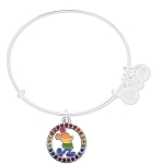 Disney Alex and Ani Bracelet - Rainbow Collection - Mickey Mouse