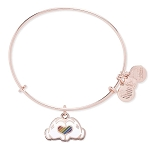 Disney Alex and Ani Bracelet - Rainbow Collection - Mickey Mouse Heart