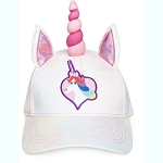 Disney Baseball Cap for Women - Rainbow Unicorn - Inside Out
