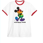 Disney Shirt - Rainbow Collection - Mickey Mouse