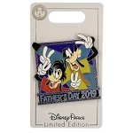 Disney Father's Day Pin - 2019 - Goofy and Max