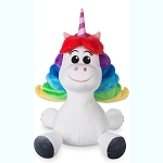 Disney Plush - Rainbow Unicorn - Inside Out
