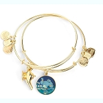 Disney Alex and Ani Bracelet Set - Genie & Genie Lamp