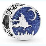 Disney PANDORA Charm - Aladdin Magic Carpet Ride