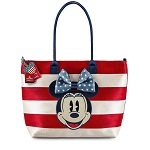 Disney Harveys Bag - Mickey & Minnie Americana - Streamline Tote