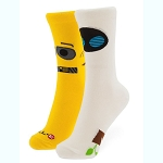 Disney Socks for Women - WALL E and E.V.E