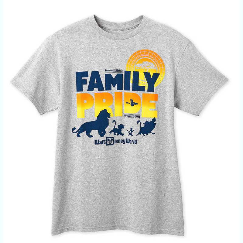 Disney Shirt for Adults - The Lion King - Family Pride