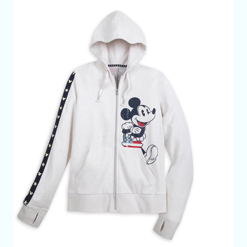 Disney Women's Hoodie - Mickey Mouse Americana