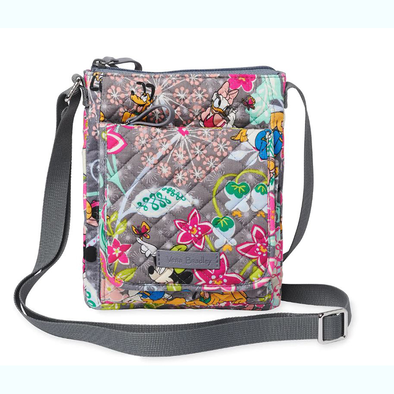 a0ade8bab Disney Vera Bradley Bag - Mickey and Friends - Hipster