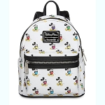 Disney Loungefly Mini Backpack - Multi Color Mickey
