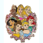 Disney Pin - Disney Princess Group
