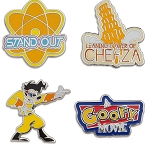 Disney Pin Set - Goofy Movie